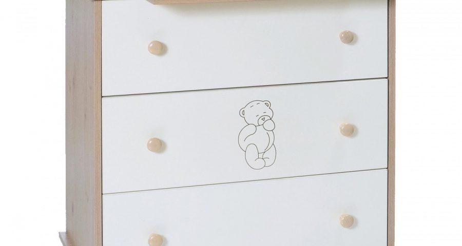 Baby Wickelkommode Bär