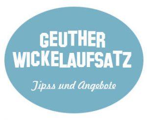 Geuther Wickelaufsatz