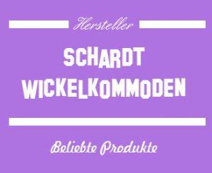 Schardt Wickelkommoden
