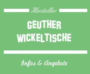 Wickeltisch Geuther
