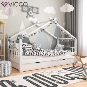 Kinderbetten 90 x 200 cm günstig