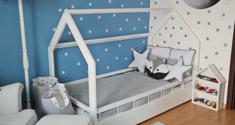 Kinderbett für 3-Jährige