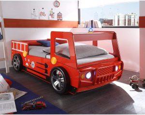 Feuerwehr Autobett