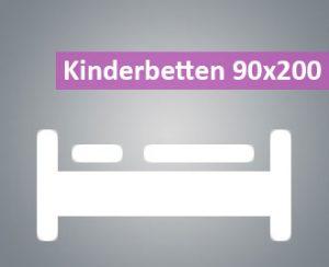 Kinderbetten 90 x 200 cm