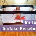 TecTake Reisebett