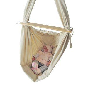 Federwiege Baby