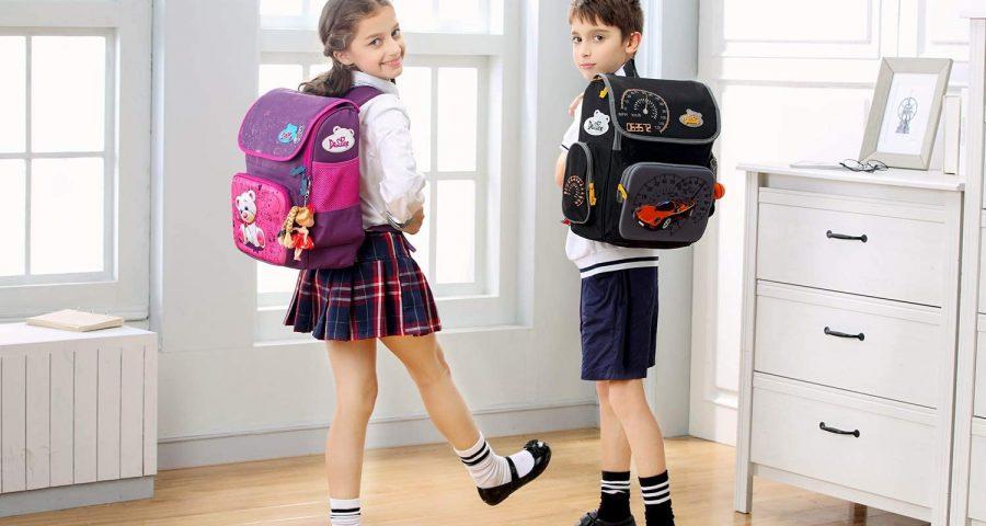 Schulranzen für die erste Klasse